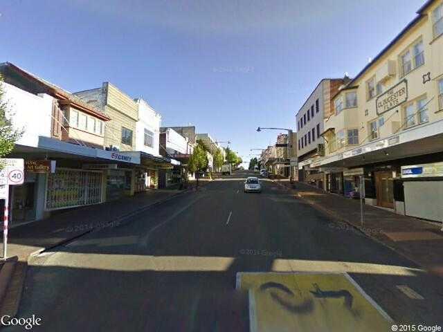 Google Street View KatoombaGoogle Maps AU