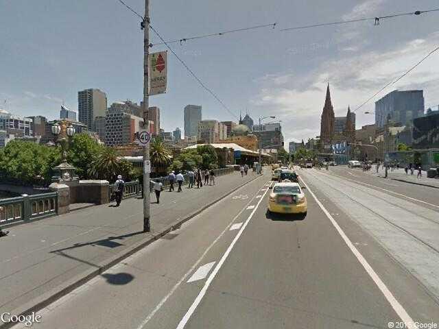 Image of Melbourne, Victoria, Australia