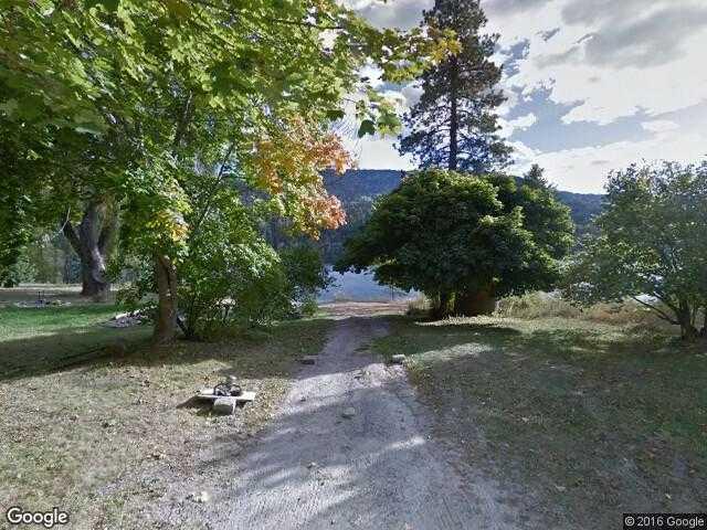 Image of Blewett, British Columbia , Canada