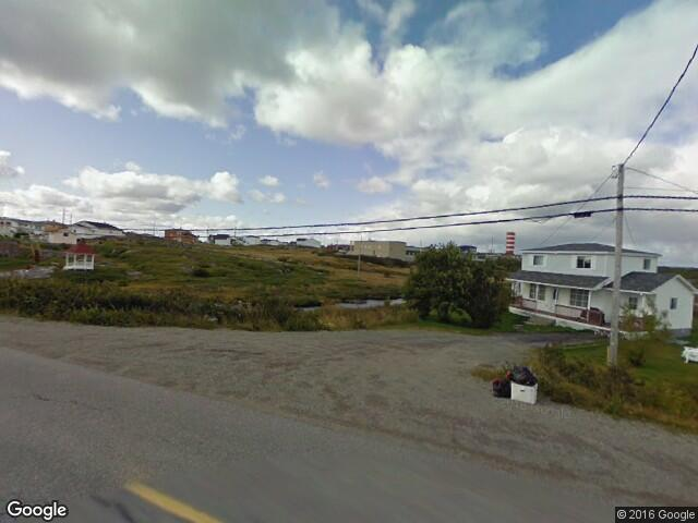 Street View image from Wesleyville, Newfoundland and Labrador