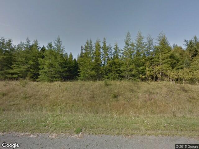 Street View image from Basin Road, Nova Scotia