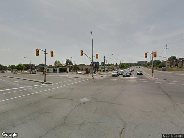 Street View image from Gloucester, Ontario