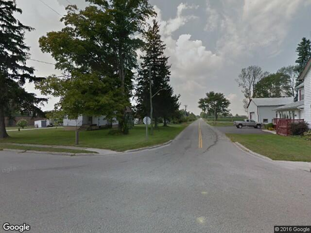 Street View image from Harrietsville, Ontario