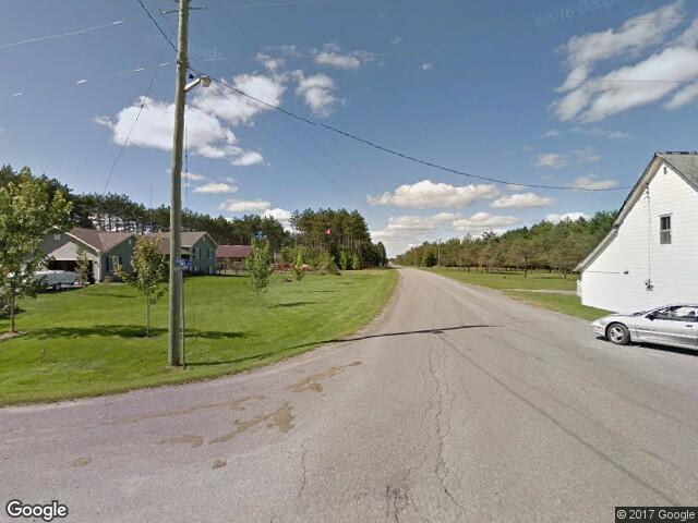 Street View image from Pattersons Corners, Ontario