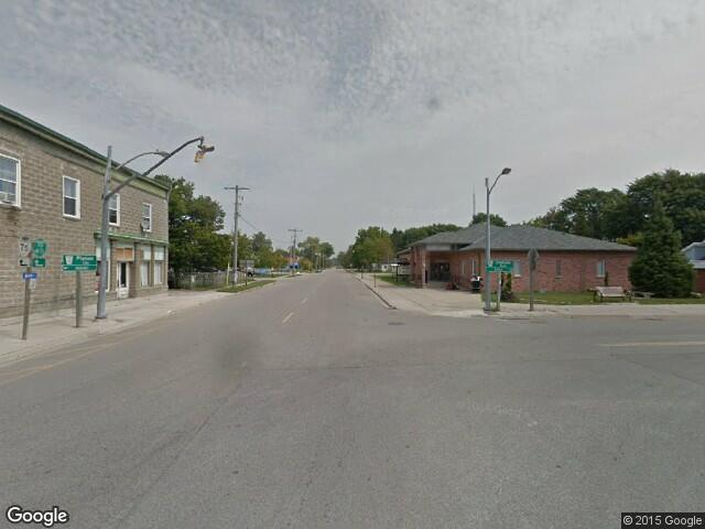 Street View image from West Lorne, Ontario