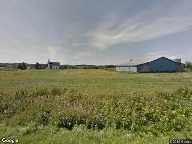 Street View image from Victoria West, Prince Edward Island