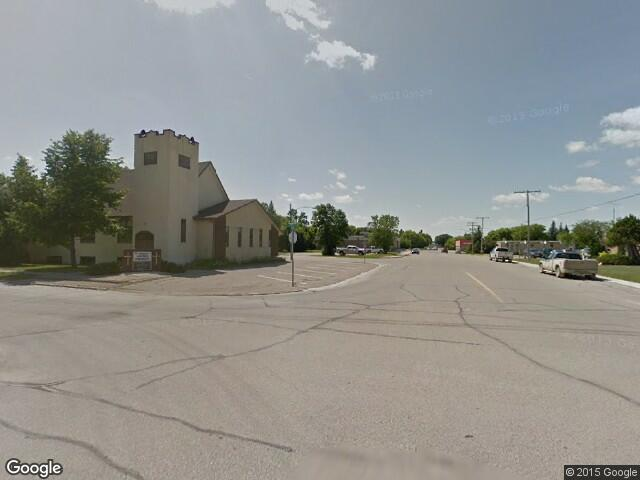 Street View image from Esterhazy, Saskatchewan