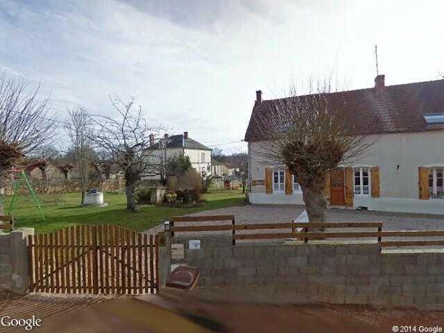 Image of Montvicq, Allier, Auvergne, France
