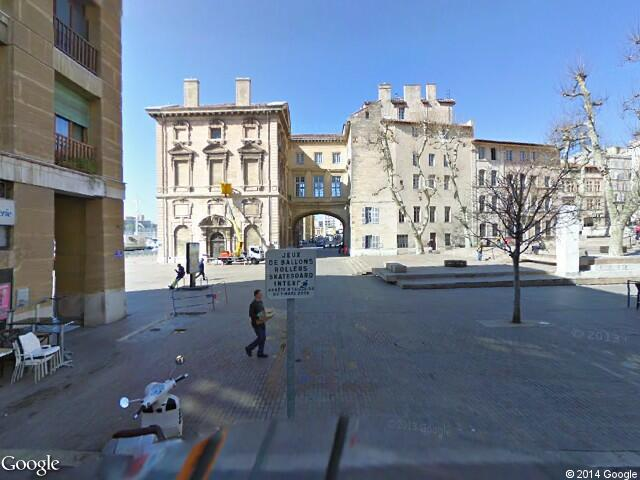 google street view marseille google maps. Black Bedroom Furniture Sets. Home Design Ideas