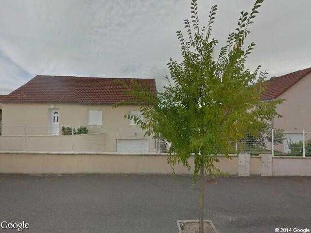 Google street view noiron sous gevrey google maps for Noiron sous gevrey