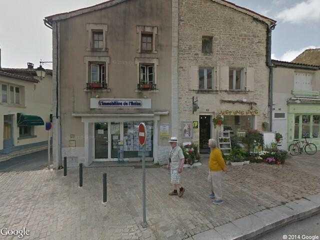 Google Street View Coulon Google Maps