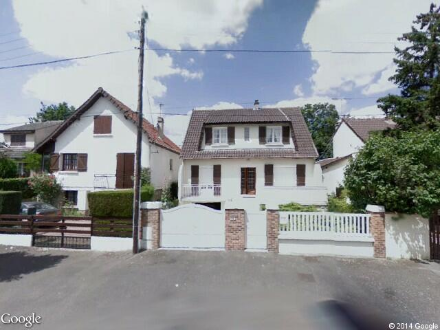 google street view sainte genevi ve des bois google maps. Black Bedroom Furniture Sets. Home Design Ideas