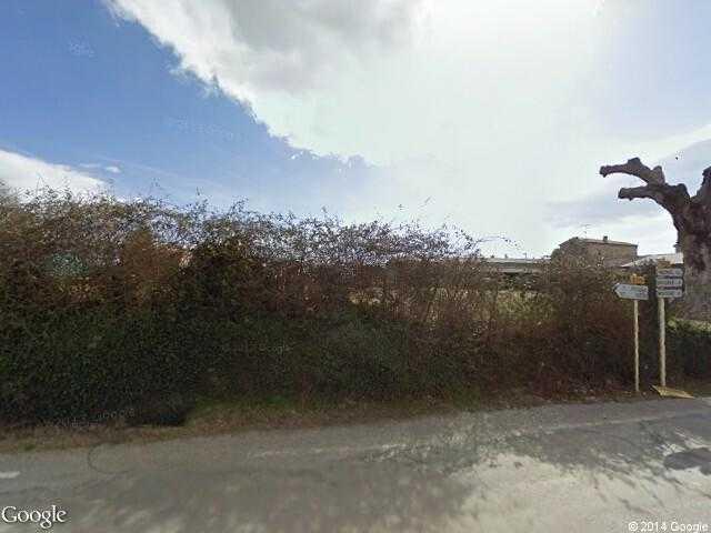 Google Street View CastelnauValenceGoogle Maps
