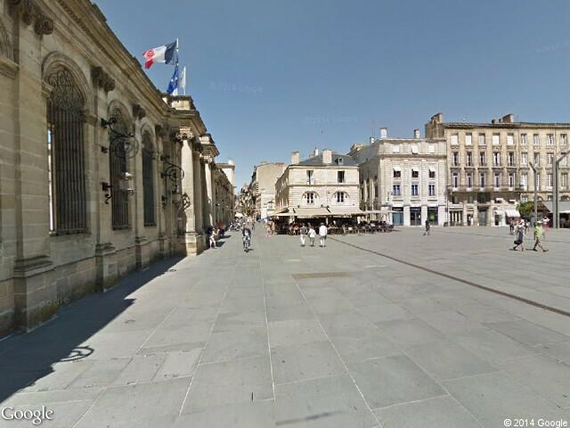 Image of Bordeaux, Gironde, Aquitaine, France