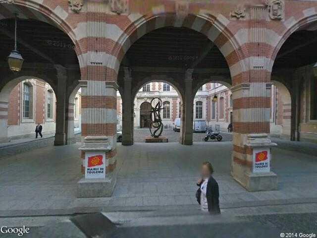 Image of Toulouse, Haute-Garonne, Midi-Pyrénées, France