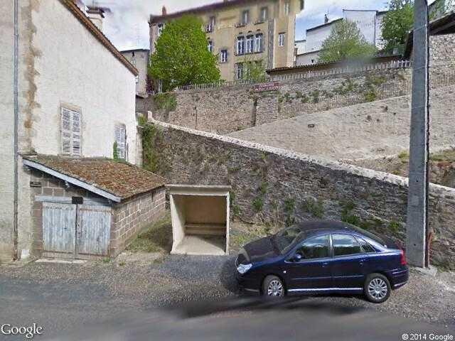 Image of Auzon, Haute-Loire, Auvergne, France