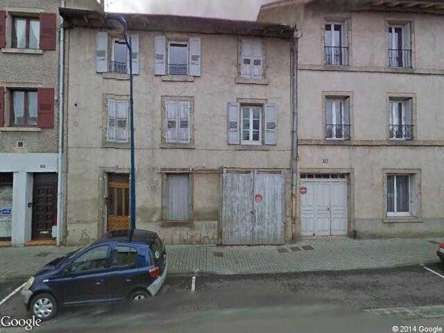 Saint-Marcel France  city photos : Image of Espaly Saint Marcel, Haute Loire, Auvergne, France