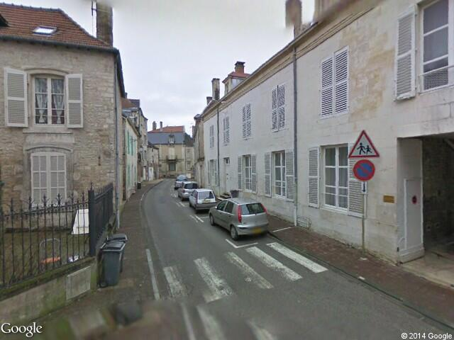 Google street view chaumont google maps for Chaumont haute marne