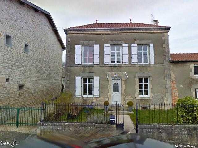 Google street view eurville bienville google maps for Eurville bienville
