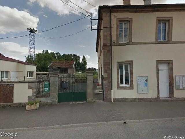 Image of Baudoncourt, Haute-Saône, Franche-Comté, France
