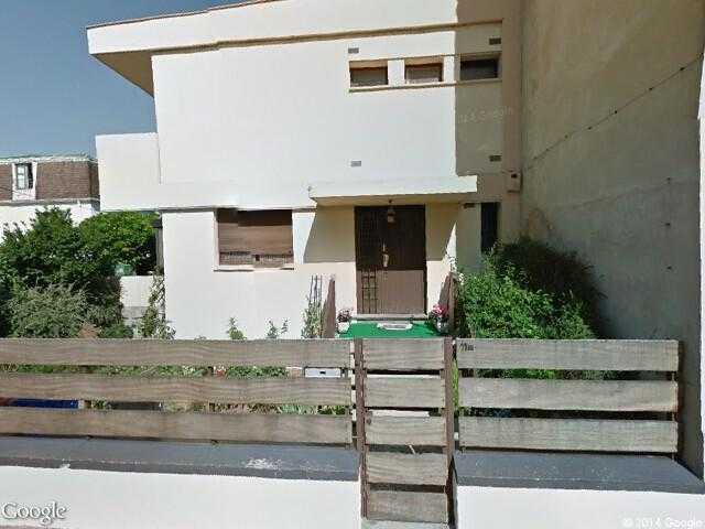 Google Street View AsniressurSeineGoogle Maps