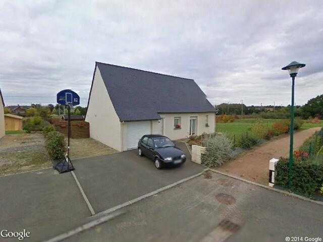 Google street view montfort sur meu google maps for Architecte montfort sur meu
