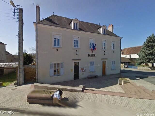 Image of Badecon-le-Pin, Indre, Centre, France