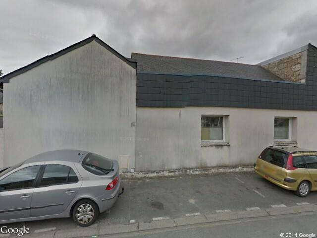 Google Street View Gennes Google Maps