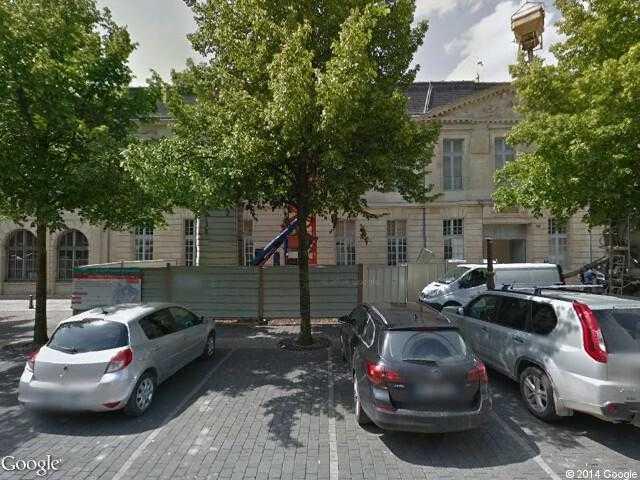 google street view ch lons en champagne google maps. Black Bedroom Furniture Sets. Home Design Ideas