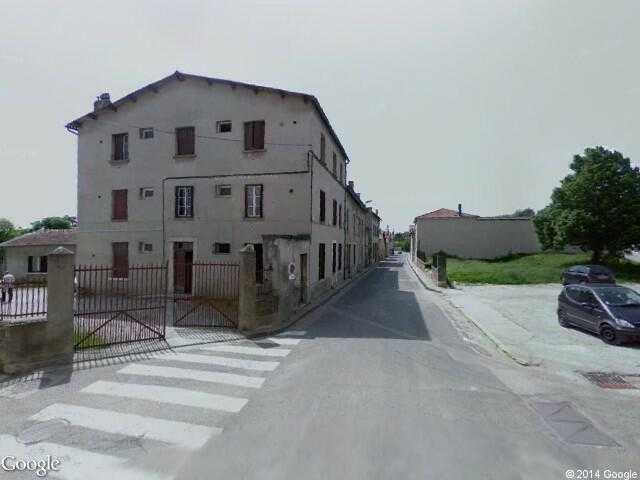 Image of Toussieu, Rhône, Rhône-Alpes, France