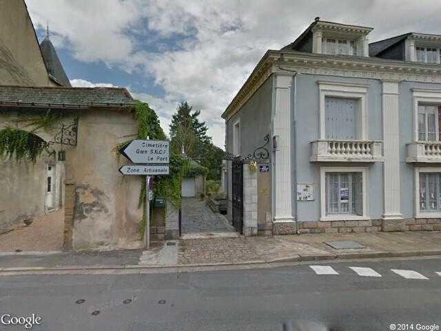Google street view noyen sur sarthe google maps for Garage noyen sur sarthe