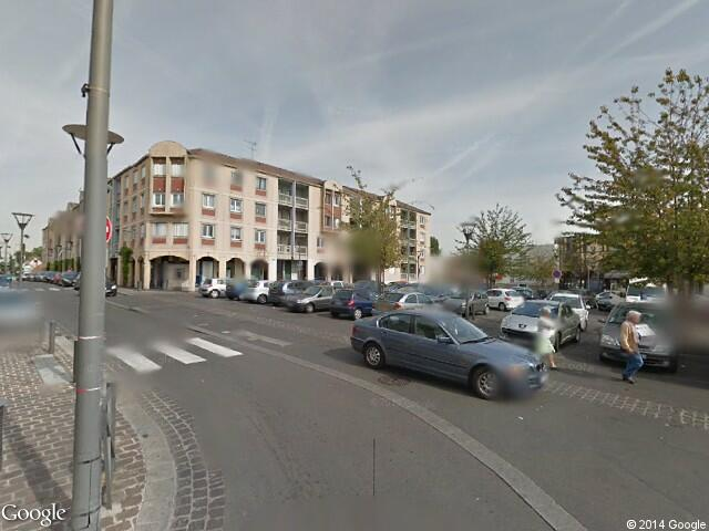 google street view aulnay sous bois google maps. Black Bedroom Furniture Sets. Home Design Ideas