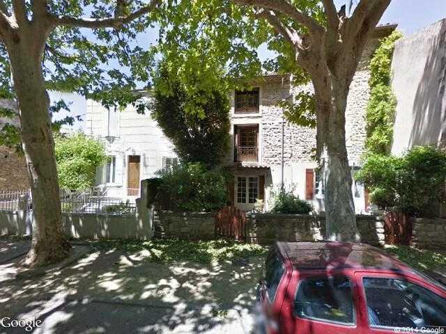 google street view sainte c cile les vignes google maps. Black Bedroom Furniture Sets. Home Design Ideas