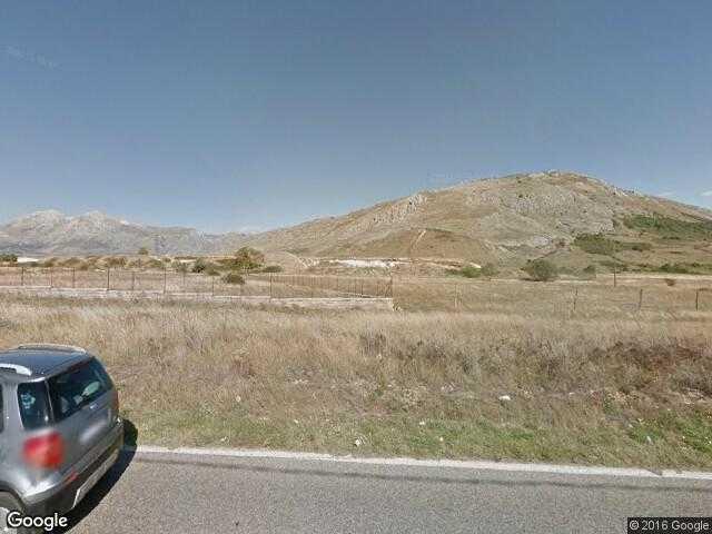 Image of Discarica R.s.u. Santa Lucia, Province of L'Aquila, Abruzzo, Italy