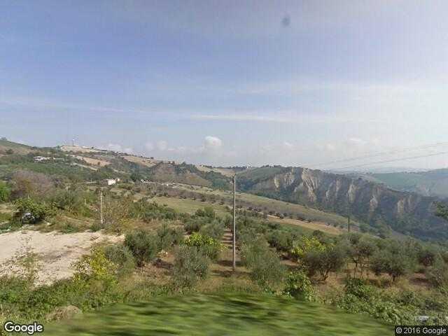 Image of Feudo Alto, Province of Teramo, Abruzzo, Italy