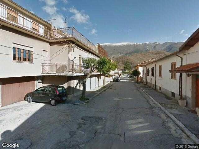 Google Street View Morino Google Maps Italy