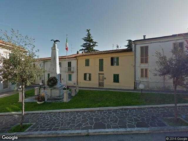 Image of Serramonacesca, Province of Pescara, Abruzzo, Italy