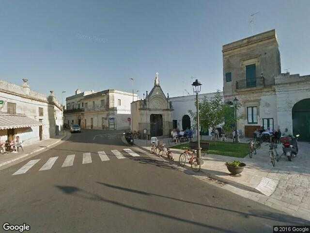 Foto Bagnolo Del Salento : Google street view bagnolo del salento.google maps italy.