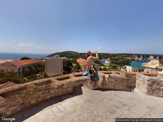 Google Street View Isole TremitiGoogle Maps Italy