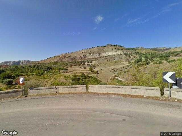 Google Street View Riace Capo (Calabria) - Google Maps