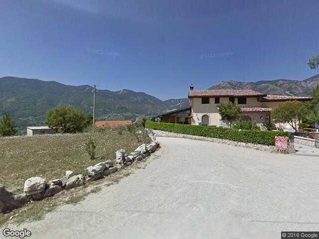 Image of Ariella di Sopra, Province of Benevento, Campania, Italy