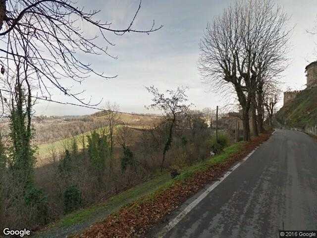 Image of Tabiano Castello, Province of Parma, Emilia-Romagna, Italy