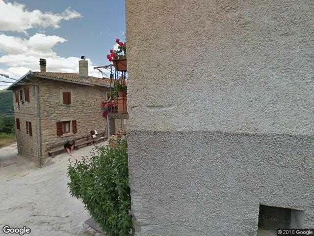 Google Street View Poggio D'api Google Maps Italy