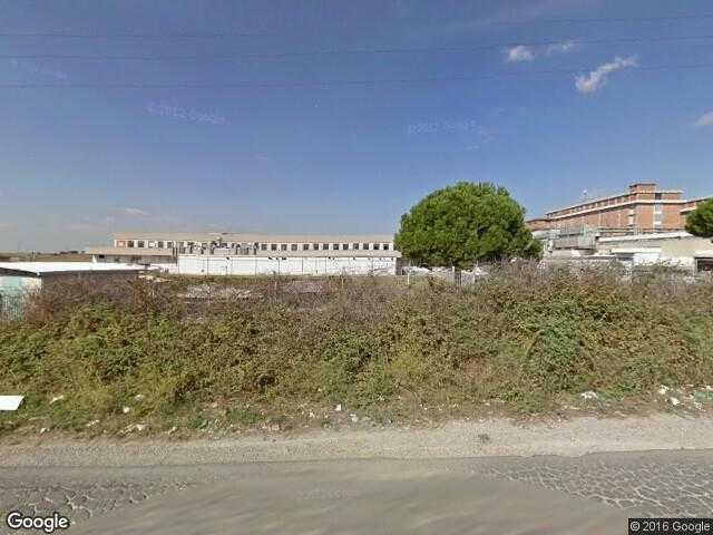 Google Street View Santa Palomba-roma II Google Maps Italy