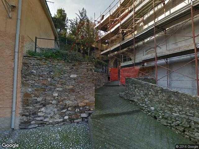 Google Street View Moltedo Google Maps Italy