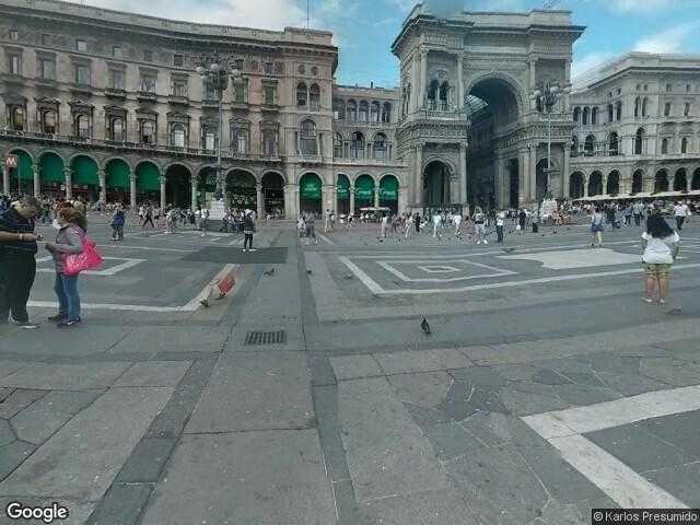 Image of Milan, Metropolitan City of Milan, Lombardy, Italy