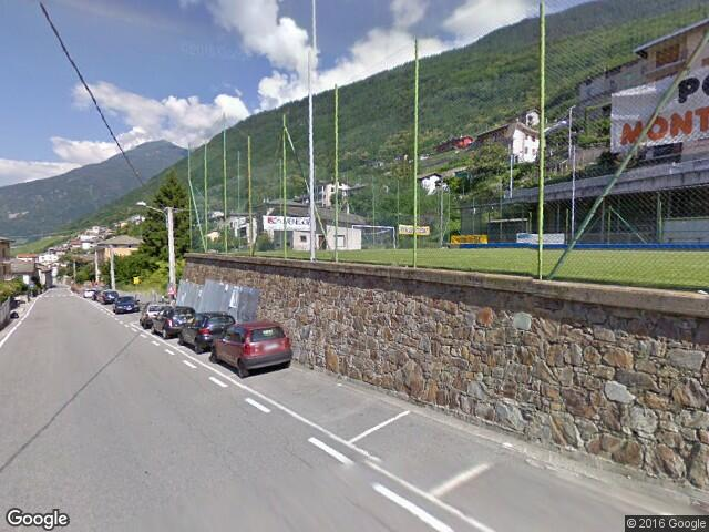 Image of Montagna In Valtellina, Province of Sondrio, Lombardy, Italy