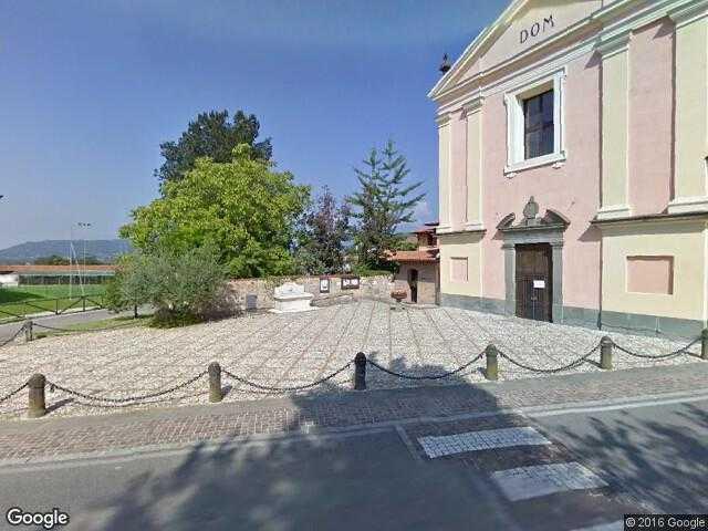 Image of Monterotondo, Province of Brescia, Lombardy, Italy
