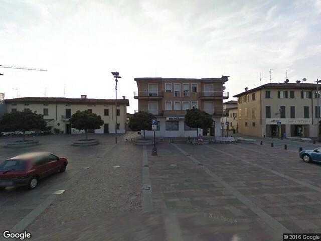 Google Street View Travagliato.Google Maps.