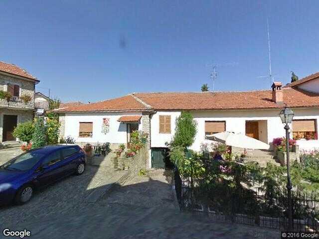 Image of Bergolo, Province of Cuneo, Piedmont, Italy